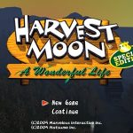 Harvest Moon a Wonderful Life Special Edition PS2 ISO