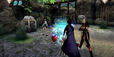 Inuyasha Feudal Combat PS2 ISO