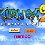 Klonoa 2 PS2 ISO