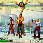 The King of Fighters 98 PS2 ISO