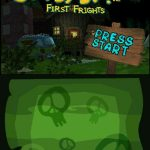 Scooby Doo First Frights NDS Rom