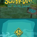 Scooby Doo and The Spooky Swamp NDS Rom