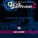 Shin Megami Tensei Devil Survivor 2 NDS Rom