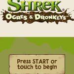 Shrek Ogres & Dronkeys NDS Rom