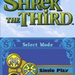 Shrek The THird NDS Rom
