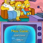 Simpsons The Game NDS Rom