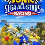 Sonic & Sega All Stars Racing NDS Rom