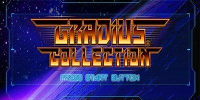 Gradius Collection PSP ISO