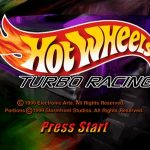 Hot Wheels Turbo Racing PS1 ISO