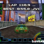 Impact Racing PS1 ISO