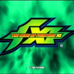 The King of Fighters XI PS2 ISO