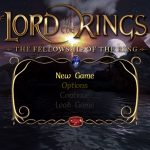 The Lord of The Rings The Fellowship of The Ring PS2 ISO