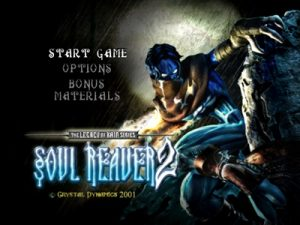 Legacy of Kain Soul Reaver 2 PS2 ISO - Download Game PS1 PSP Roms