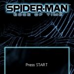 Spiderman Edge of Time NDS Rom