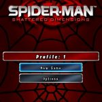 Spiderman Shattered Dimensions NDS ROm