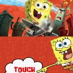 Spongebob Squarepants Creature from Krusty Krab NDS Rom