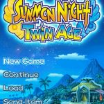 Summon Night Twin Age NDS Rom