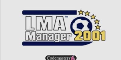 LMA Manager 2001 PS1 ISO
