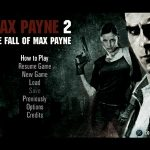 Max Payne 2 The Fall of Max Payne PS2 ISO