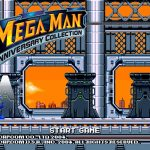 Mega Man Anniversary Collection PS2 ISO