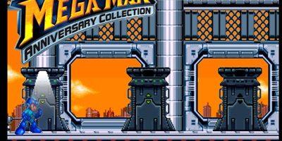 Mega Man Anniversary Collection PS2 ISO