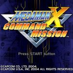 Megaman X Command Mission PS2 ISO