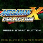 Megaman X Collection PS2 ISO