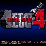 Metal Slug 4 PS2 ISO