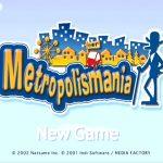 Metropolismania PS2 ISO