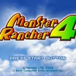 Monster Rancher 4 PS2 ISO