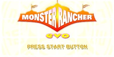 Monster Rancher EVO PS2 ISO