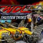 WDL Thunder Tanks PS1 ISO