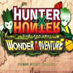Hunter X Hunter Wonder Adventure PSP ISO