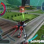 Kidou Senshi Gundam Seed Rengou Vs Z.A.F.T PSP ISO