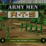 Army Men RTS PS2 ISO