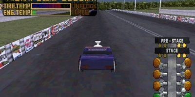 IHRA Drag Racing PS1 ISO