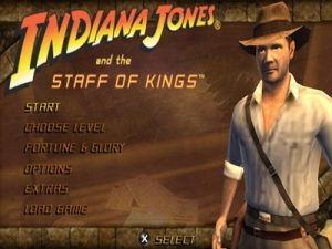 Pictures of indiana jones and the staff of kings 2/11.