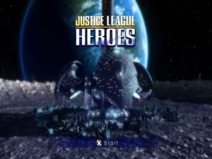 ligue justice ps2