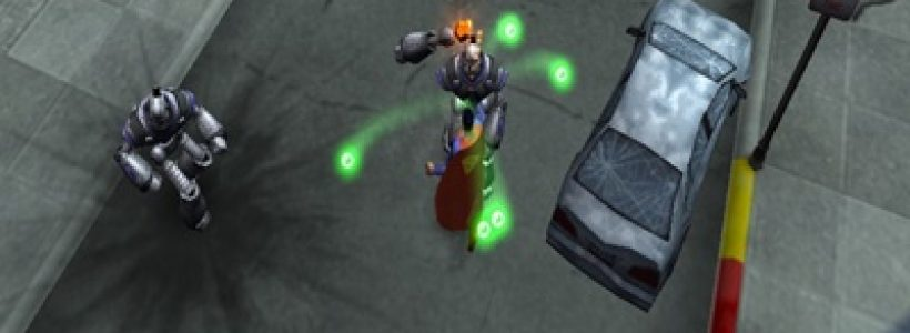 Justice League Heroes PSP ISO