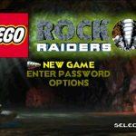 Lego Rock Raiders PS1 ISO