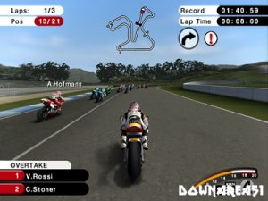 Join The Racing Excitement of Moto GP in addition to unleash  Moto GP PS2 ISO