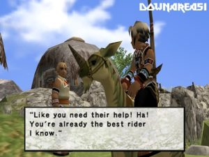 AN UNKNOWN FORCES is searching for the truthful runes too plans to destroy the basis Suikoden 3 PS2 ISO