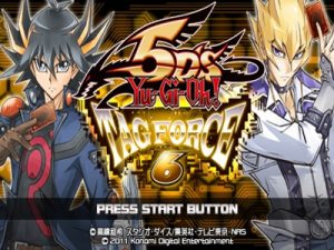 yu gi oh tag force 6 iso patch fr