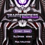 Transformers Decepticons NDS Rom