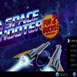 a Space Shooter for 2 Bucks PSP ISO