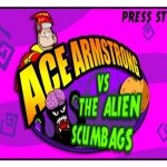 Ace Armstrong Vs The Alien Scumbags PSP ISO