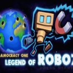 Gamocracy One Legend of Robot PSP ISO