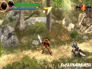 Hero of Sparta PSP ISO - Download Game PS1 PSP Roms Isos