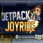 Jetpack Joyride PSP ISO
