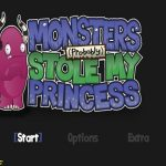 Monsters Probably Stole My Princess PSP ISO